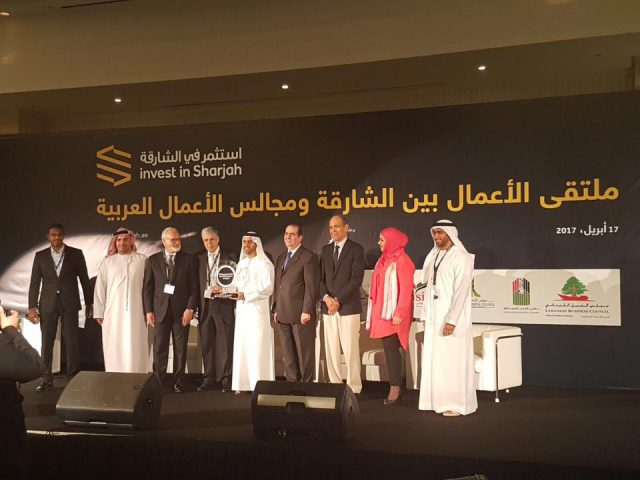 TBC Dubai & Northern Emirates recognized at the Invest in Sharjah Forum organized by Shurooq – Sharjah Investment and Development Authority