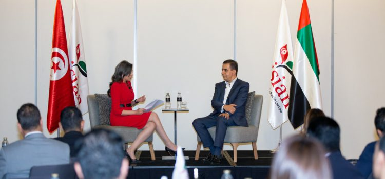 Leadership Series with Adel Ali, Group CEO Air Arabia